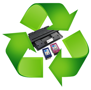 Recycle Ink and Toner Image
