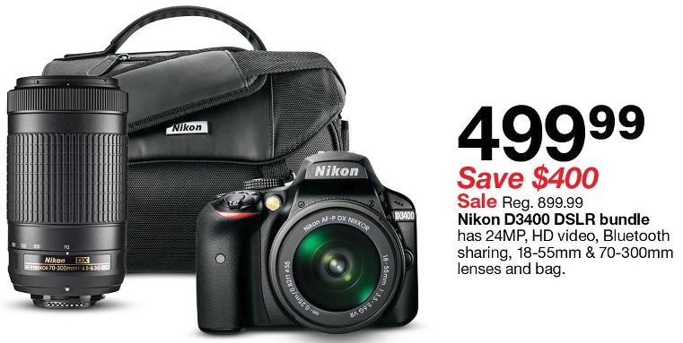Nikon Black Friday Deal