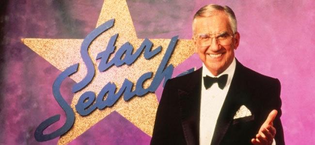 Star Search's Ed Mcmahon