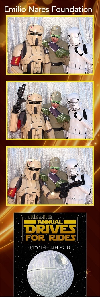 Star Wars photobooth