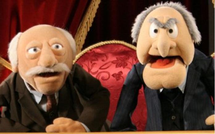 Muppets Critics - from mennoknight.wordpress.com
