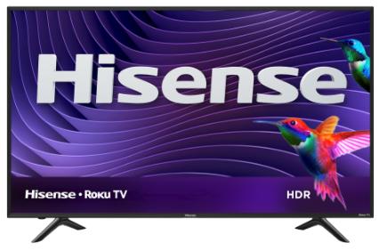 Image of Hisense TV