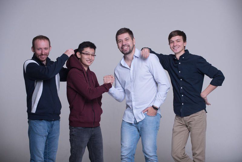 photo of gap development team in Tashkent, UZ