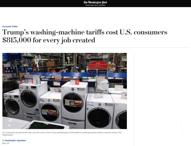 Washington Post Article