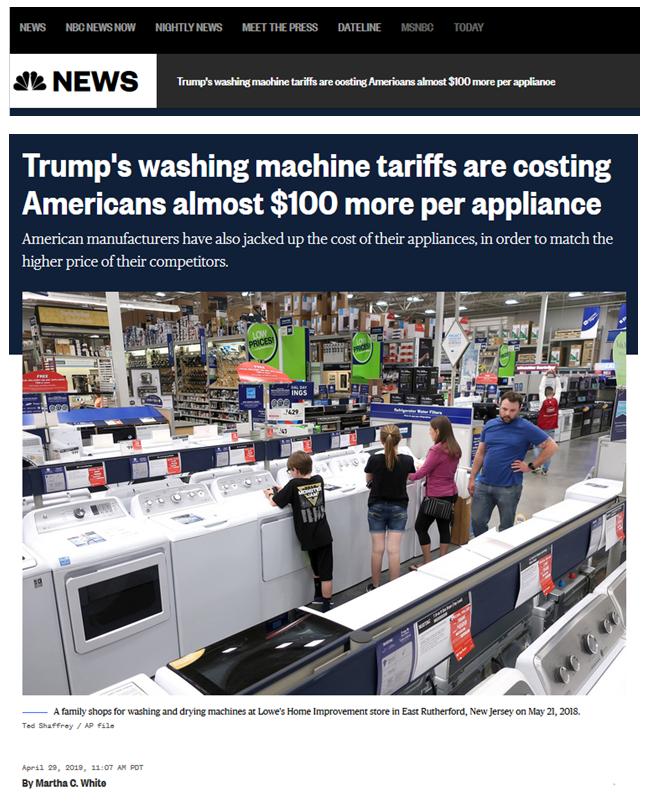 NBC News Article