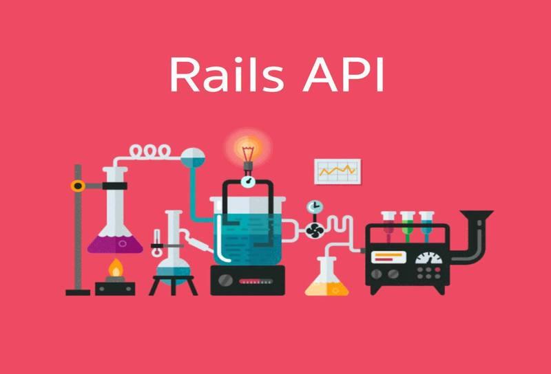 Rails API graphic