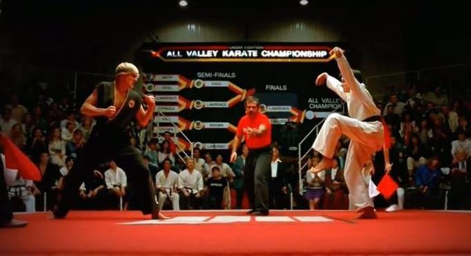 Karate Kid Kick
