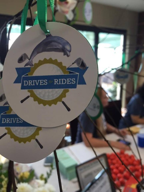 Drives for Rides giving tree.