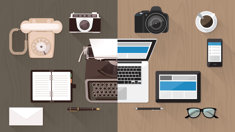 Vintage vs. Modern
