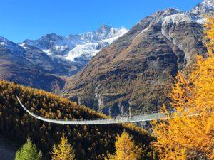 Hiking Swiss Alps 1