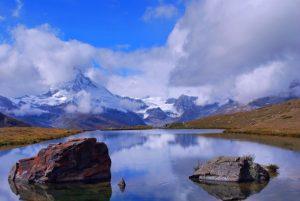 Hiking Swiss Alps 2
