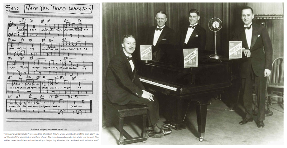 The Wheaties Quartet