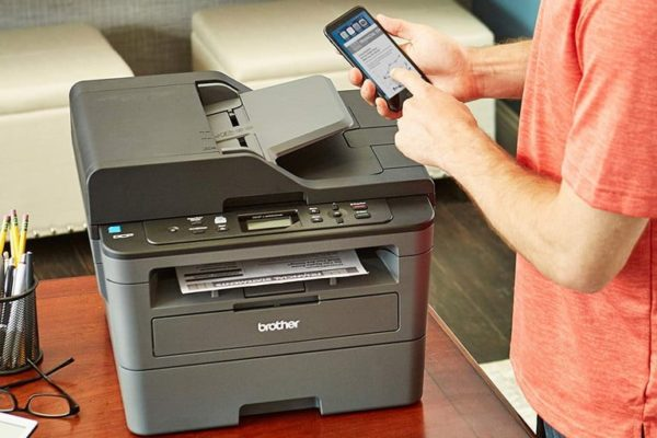 A brother printer
