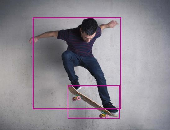 man performing skateboard trick