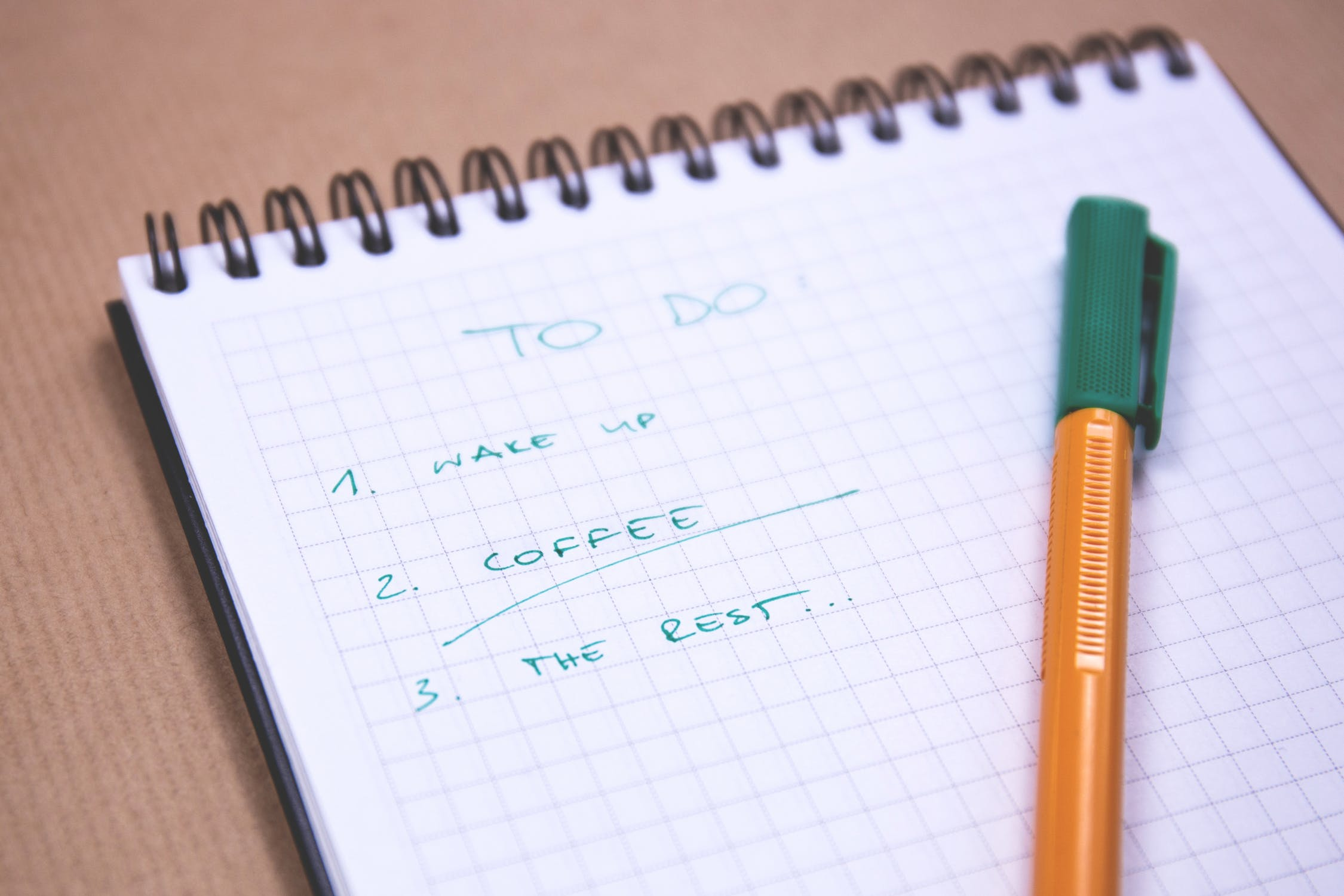 reorganize your to-do list