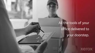 Xerox Remote Work Package