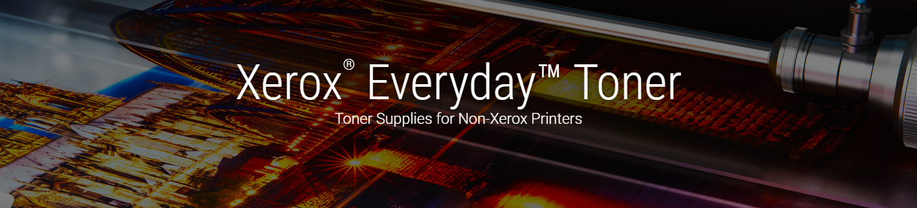Xerox Everyday Toner - Toner Supplies for Non-Xerox Printers